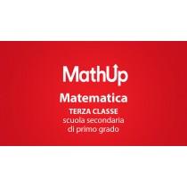 MATEMATICA PER LA TERZA CLASSE DELLA SCUOLA SECONDARIA DI PRIMO GRADO