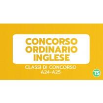PREPARAZIONE CONCORSO ORDINARIO INGLESE