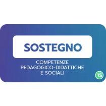 SOSTEGNO - Competenze pedagogico-didattiche e sociali